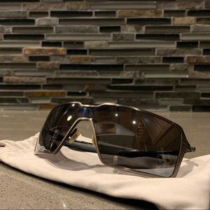 Oakley Probation Sunglasses Bronze Frame Polarized